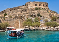 Spinalonga, Elounda